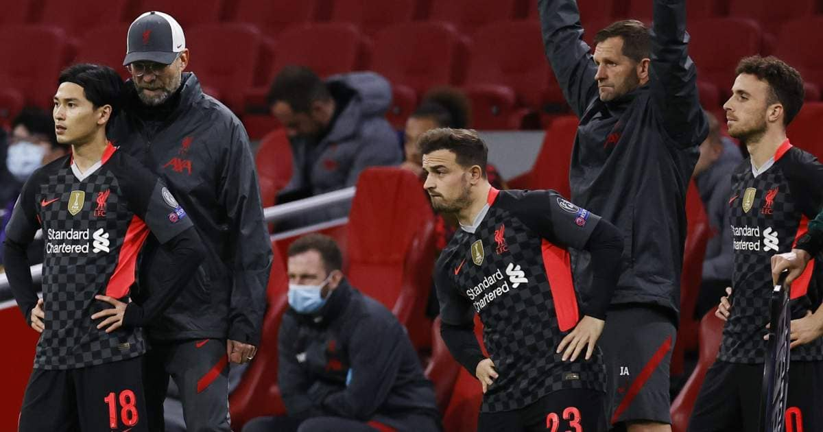 Liverpool transfer springs into life with opening offer lodged for attacker