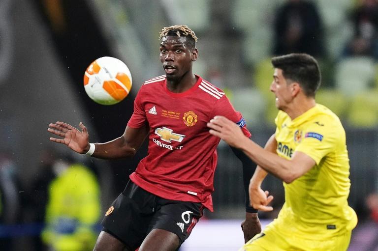 Solskjaer 'positive' over Pogba's Man Utd future