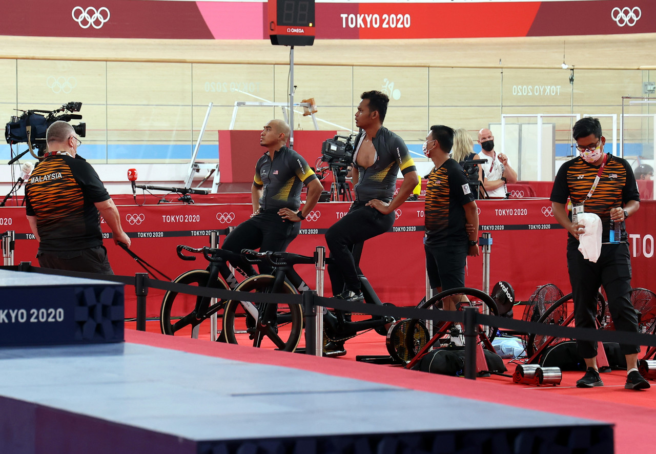 Surprise from Melbourne much needed boost for Azizulhasni