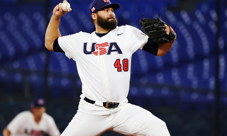 Olympics: US set to meet Japan in baseball final