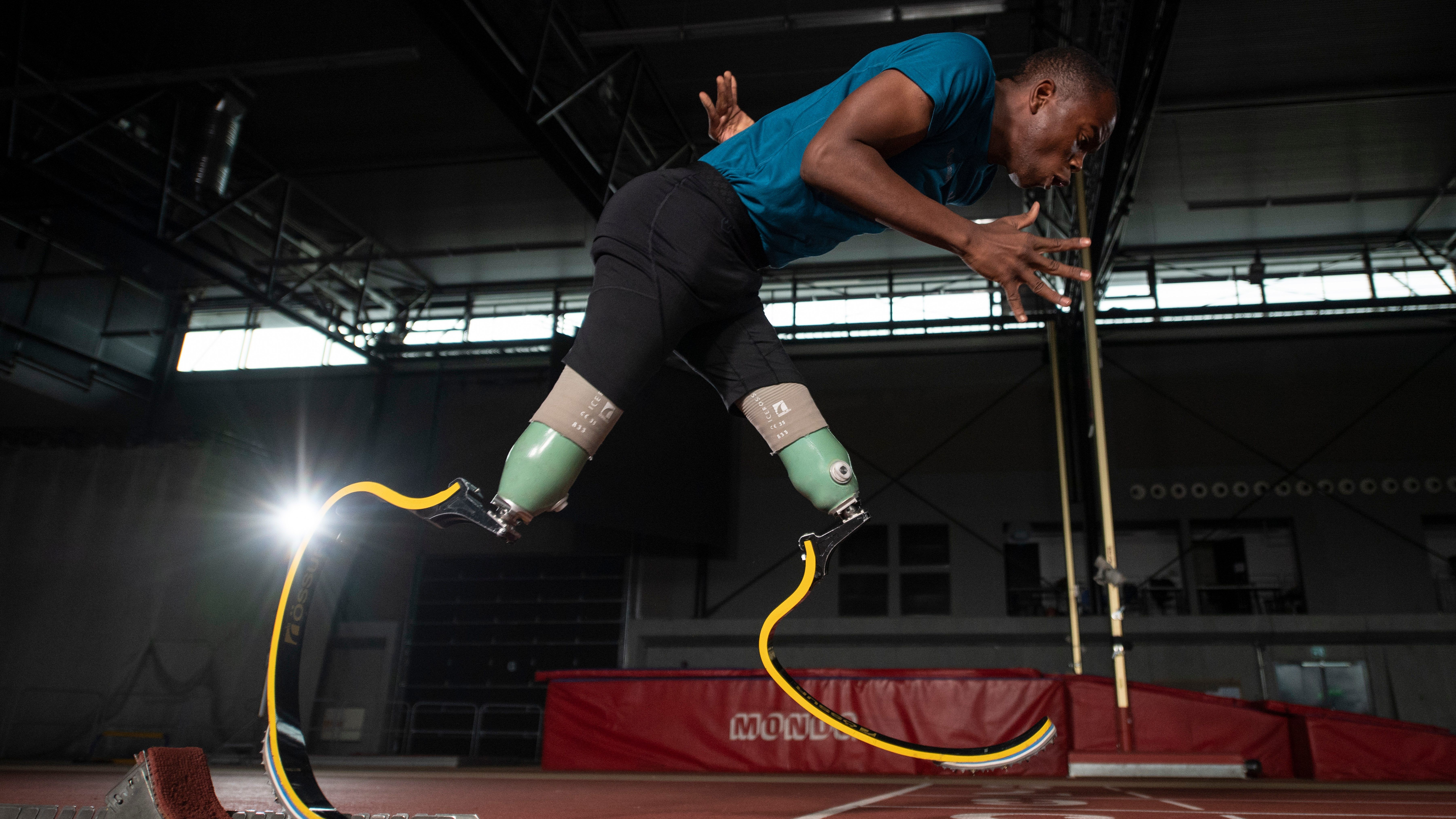 An amputee's company will help Paralympians run and jump in Tokyo