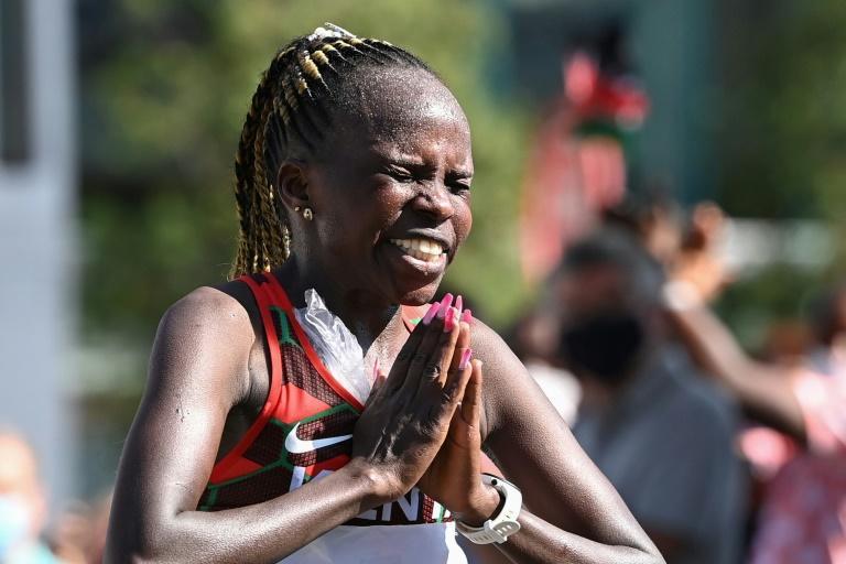 Jepchirchir gives Kenya back to back women's marathon Olympic titles