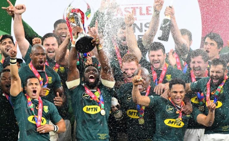 'Colossal' effort took Kolisi's Springboks to triumph, says Smit