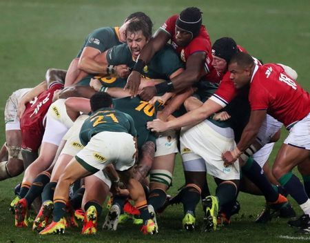 Rugby-South Africa add to World Cup success but Lions series triumph proves unconvincing