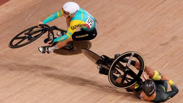 Tokyo Olympics: Cyclist Shah Firdaus taken to hospital after crash