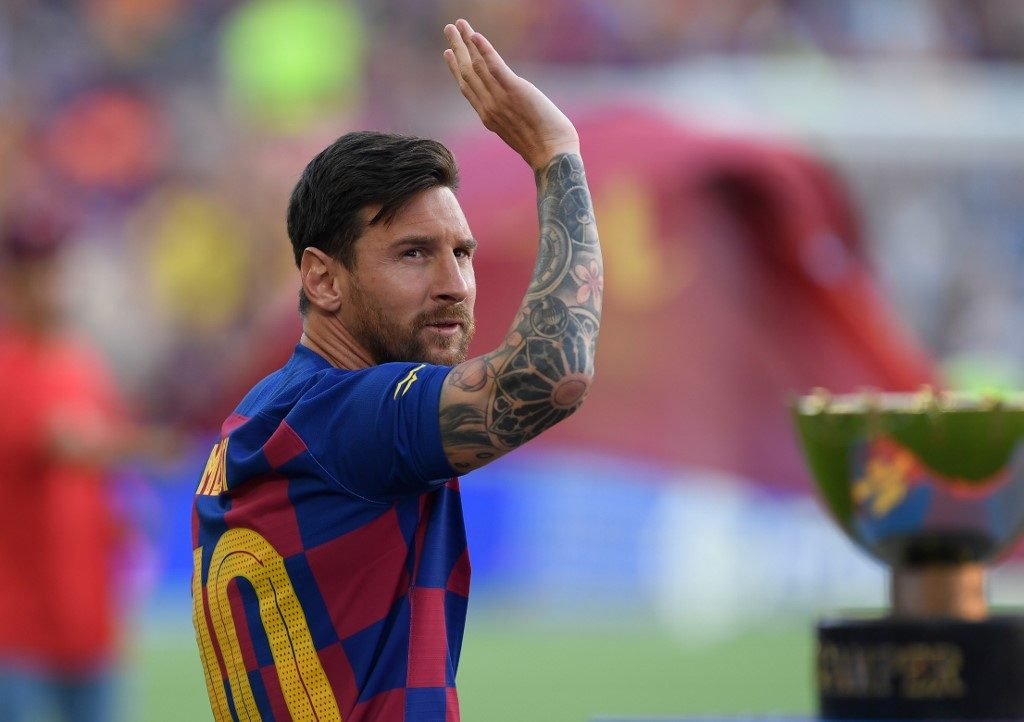 Messi signs two-year deal with PSG