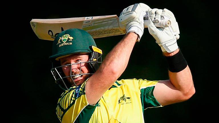 Christian helps Australia check Bangladesh to 122-8 in 5th T20