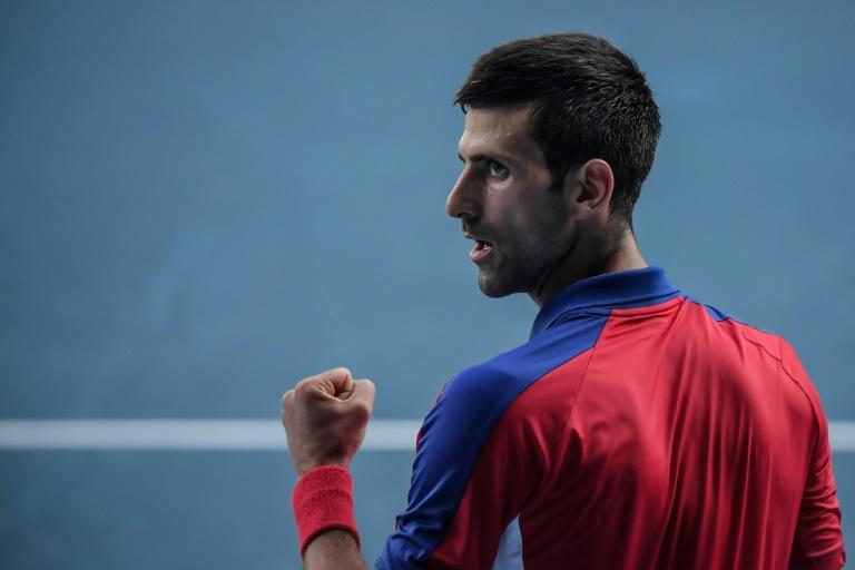 Top-ranked Djokovic withdraws from Cincinnati US Open tuneup