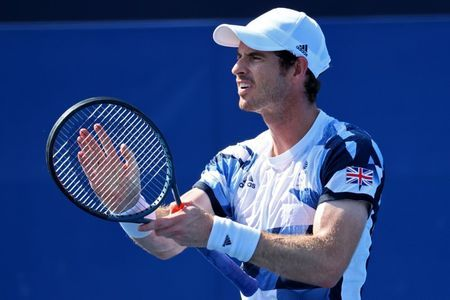 Tennis-Murray added to U.S. Open main draw after Wawrinka withdrawal