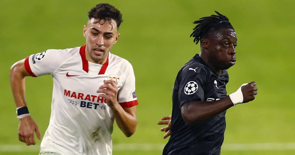 Liverpool in running as attacker on verge of joining 'European superpower'