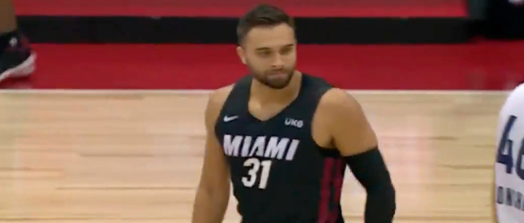 Heat Wing Max Strus Ended A Summer League Game With A Three-Pointer In Sudden Death Overtime