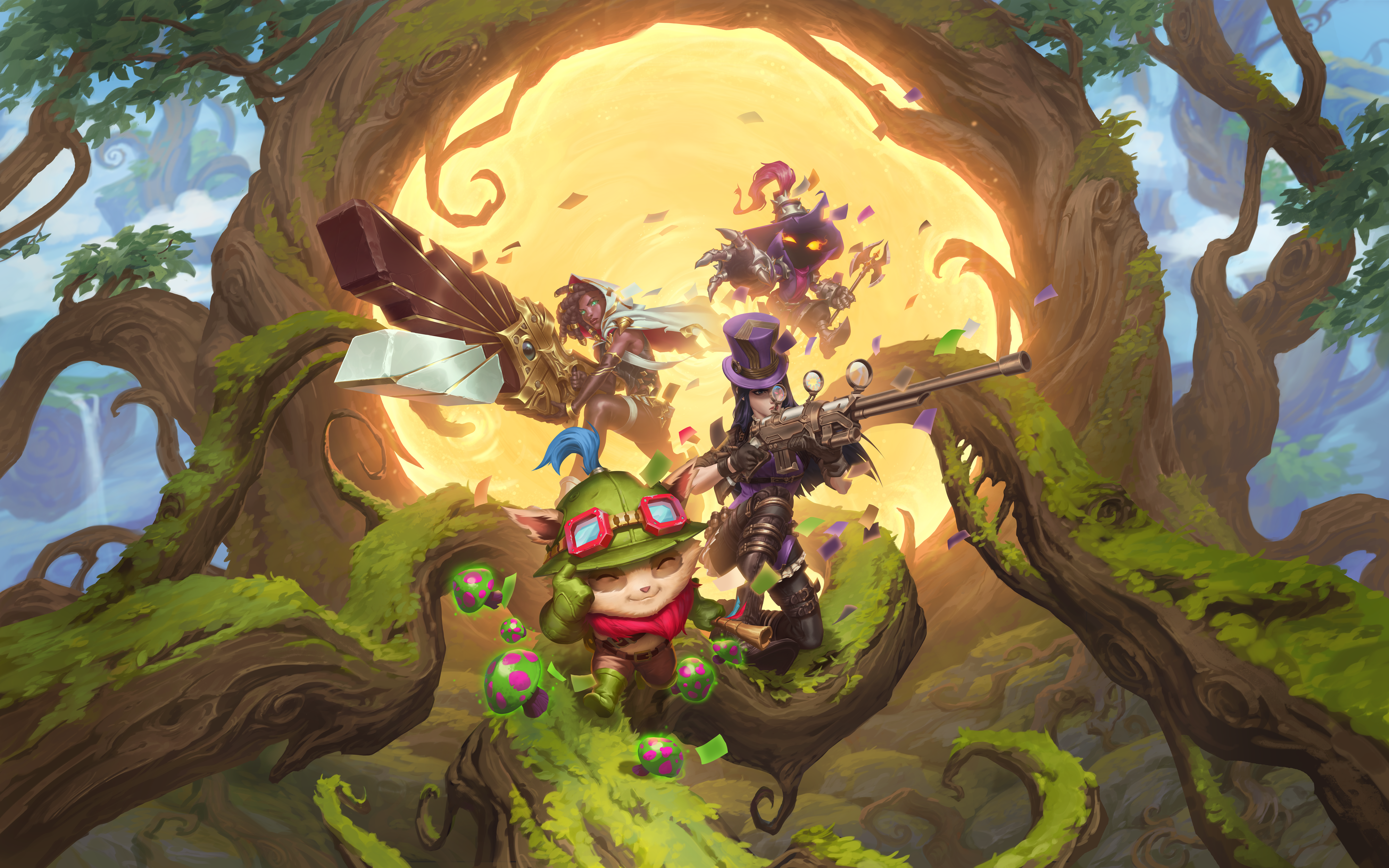 Legends of Runeterra's next expansion is cute but deadly