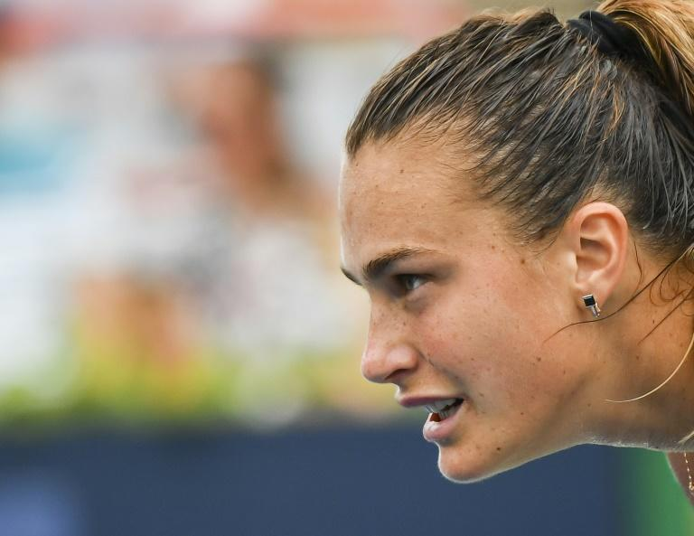 Tunisia's Jabeur topples defending champ Andreescu in Montreal