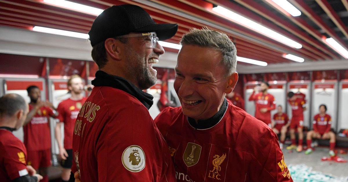 Liverpool must do everything to keep Pep Lijnders, but Arsenal are a Jürgen Klopp warning