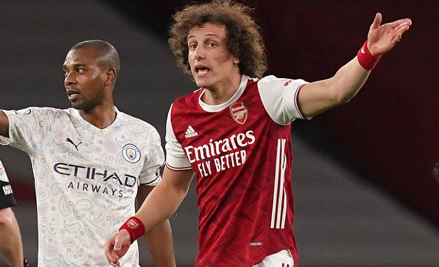 David Luiz reveals damning reason behind Arsenal exit: I wanted to win trophies...