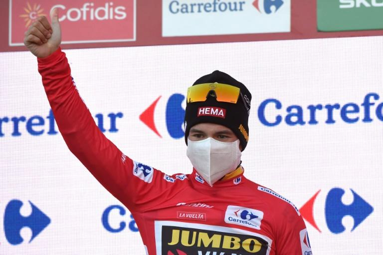 Roglic eyes third Vuelta as Olympic stars feel heat in Spain