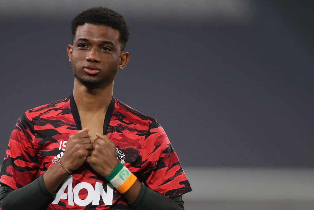 Ole Gunnar Solskjaer to sanction loan move for Amad Diallo with game time at Manchester United limited