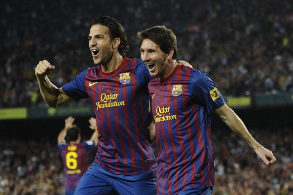 Cesc Fabregas warns Lionel Messi Ligue 1 is 'not as easy as people think' after Paris Saint-Germain move
