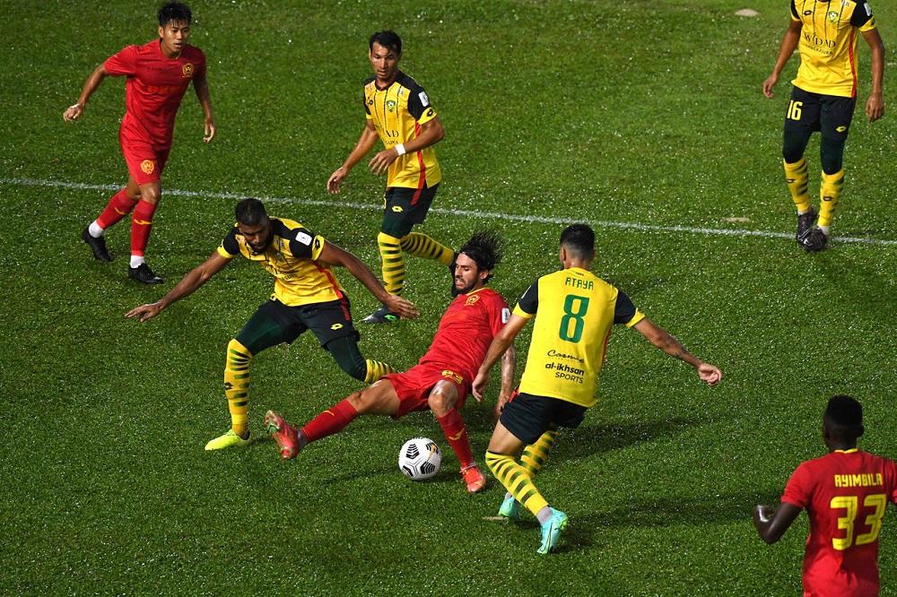 Super League: Kedah Darul Aman FC go down to Selangor FC at home