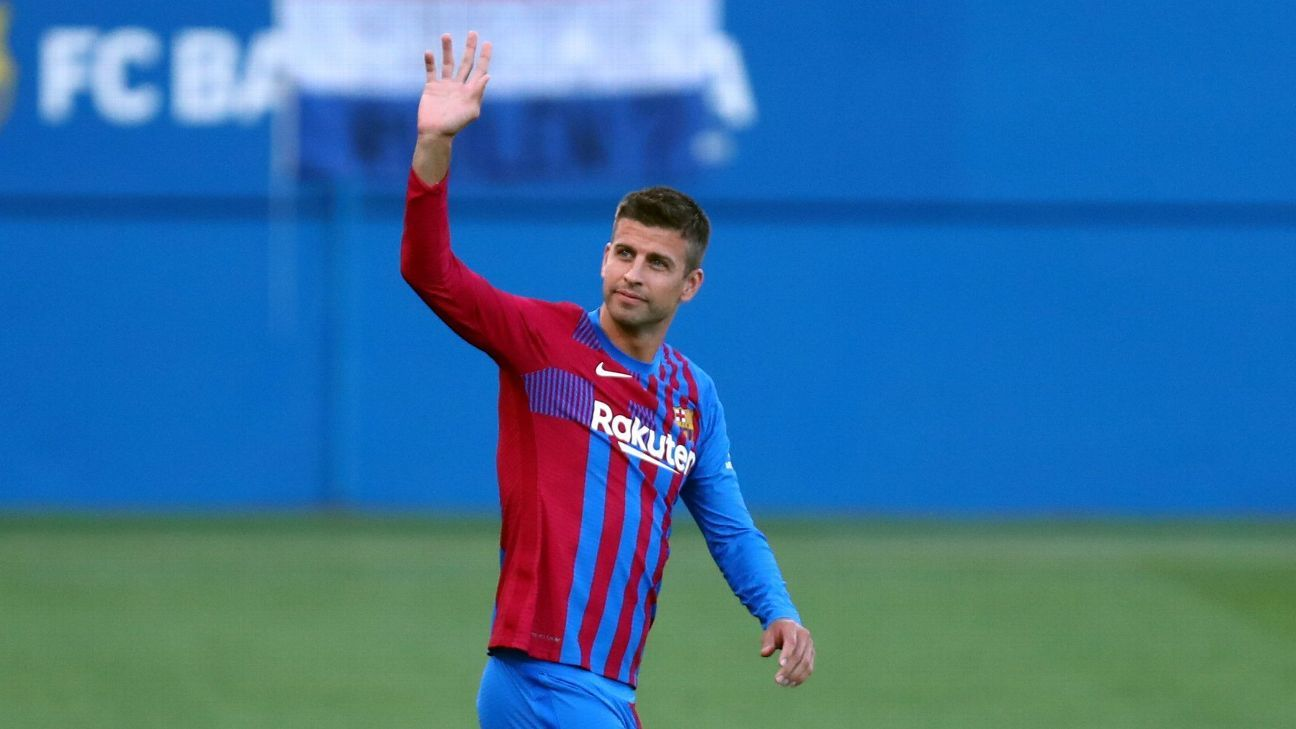 Barcelona register Memphis Depay, Eric Garcia thanks to Gerard Pique salary cut