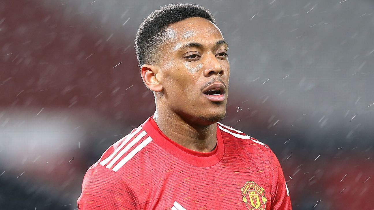 Manchester United's Anthony Martial can be key this year - Ole Gunnar Solskjaer