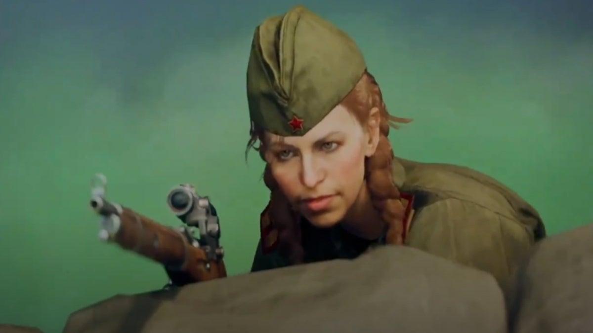 Call of Duty: Warzone Begins Teasing Vanguard Reveal