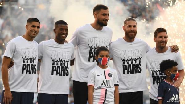 Football: Messi gets rapturous reception before watching PSG beat Strasbourg
