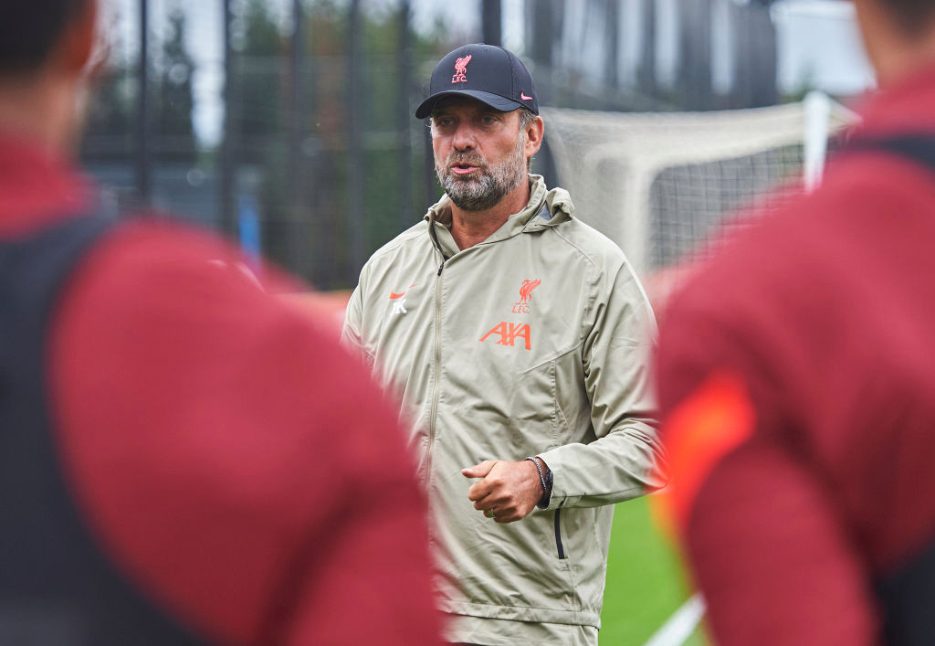 Jurgen Klopp reacts to Chelsea and Man City splashing the cash on record signings