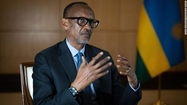 Rwanda President Paul Kagame says 'we must not excuse or accept mediocrity' after Arsenal beaten by Brentford