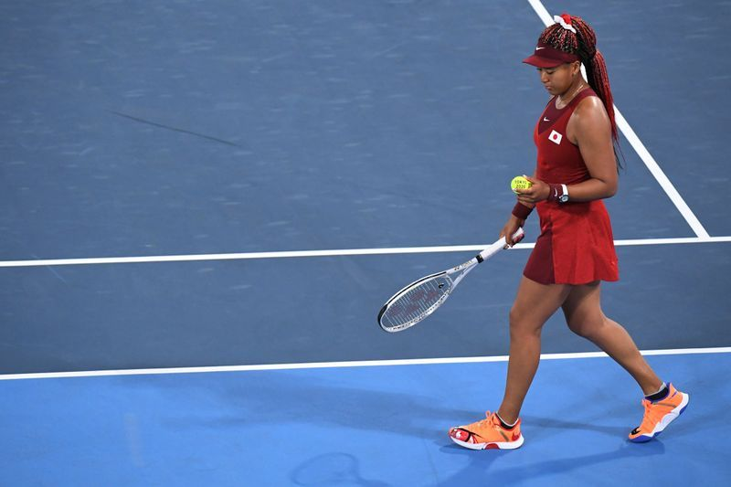 Tennis-Osaka to donate prize money to Haitian earthquake relief efforts