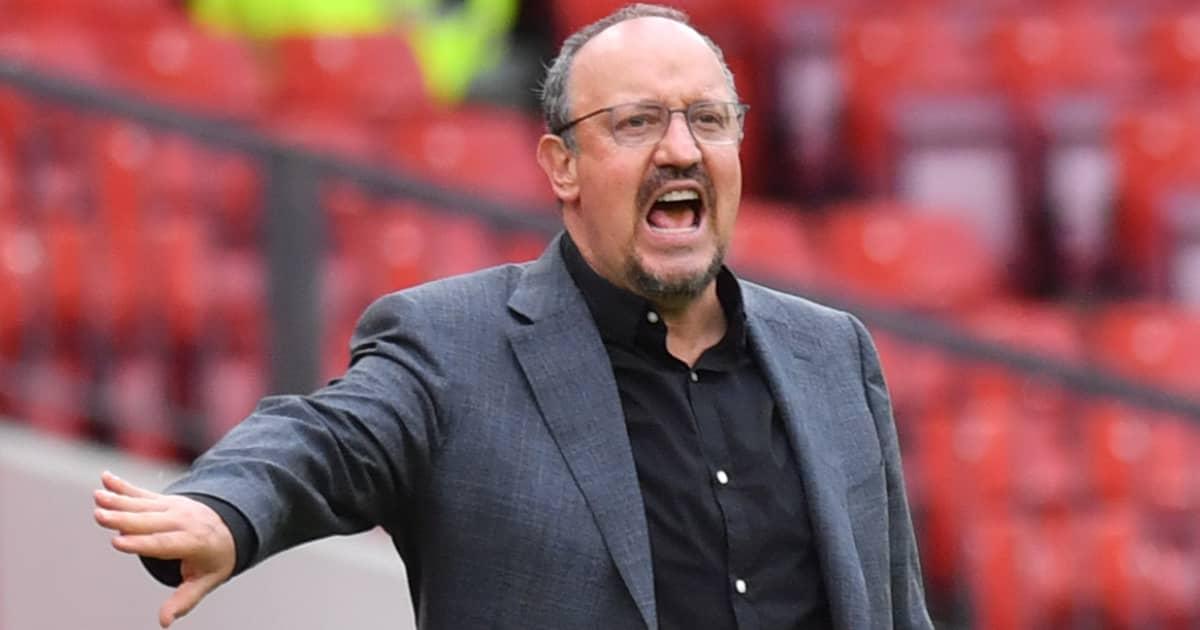Benitez eyes Man Utd raid, as Everton launch 'approach' over realistic deal