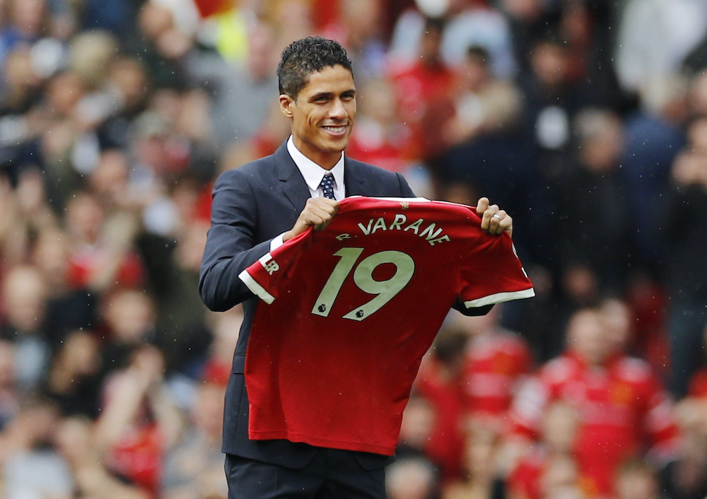Varane signing could take United to the next level