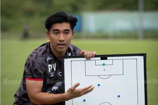Rangsan to coach Police until 2023