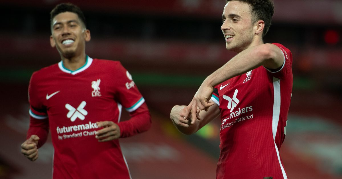 Liverpool's striker battle between Diogo Jota and Roberto Firmino is about more than personnel