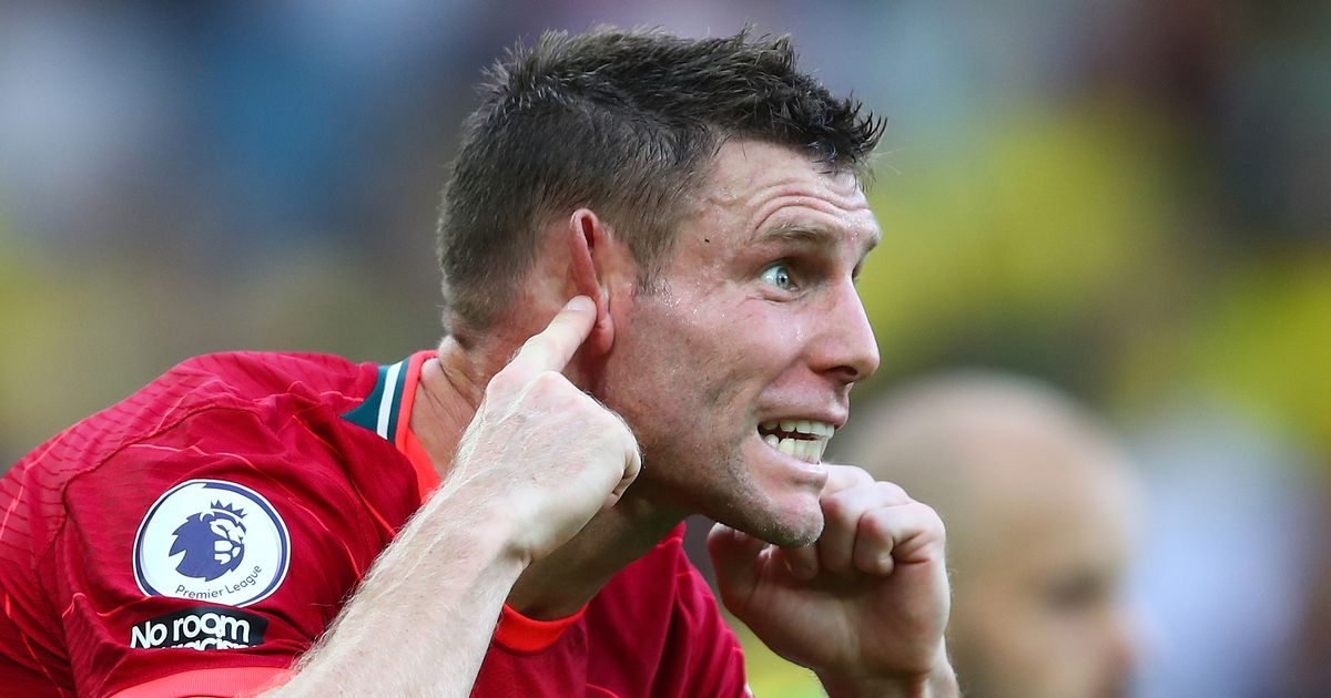 James Milner showed a Liverpool depth problem, but Jürgen Klopp doesn't need a transfer solution