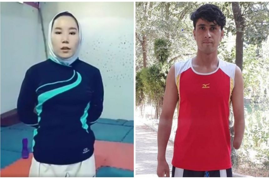 Paralympics: Dream over for Afghan athletes trapped in Kabul