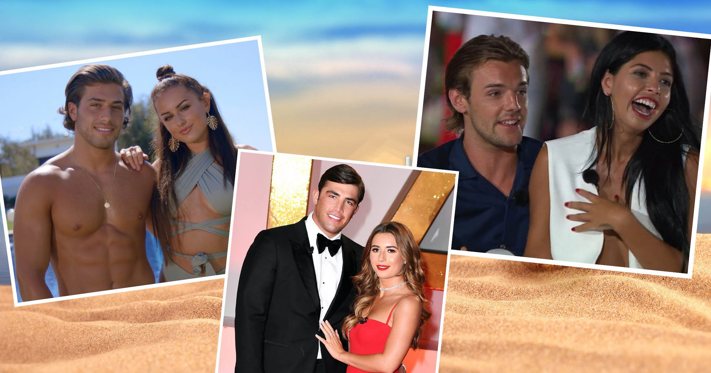 All the Love Island winners and what they're doing now