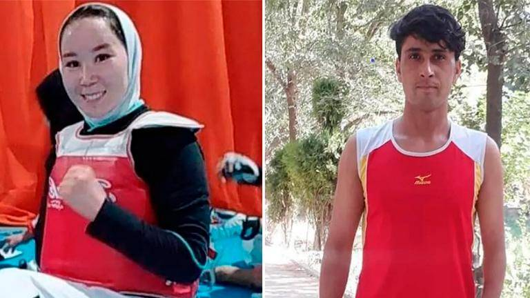 Two Afghan athletes arrive in Tokyo for Paralympics