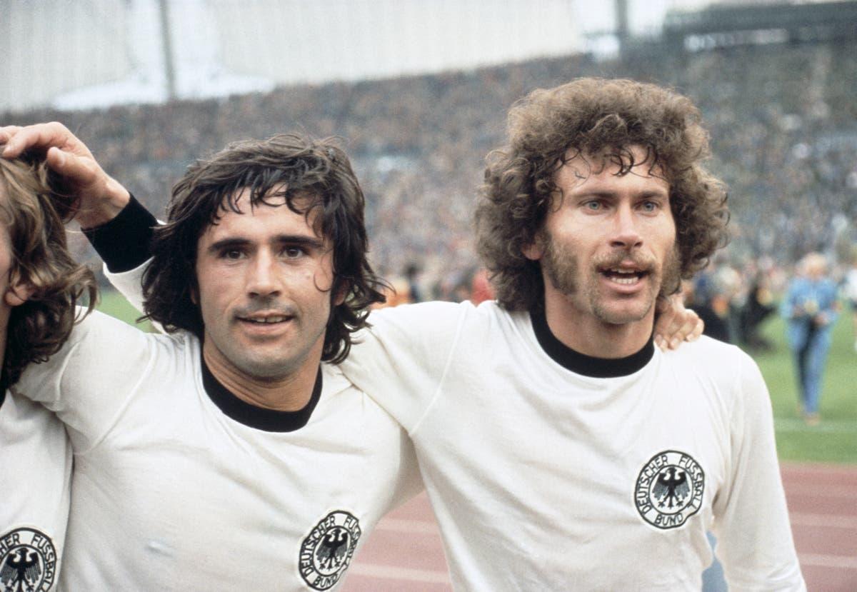Germany and Bayern Munich legend Gerd Muller dies aged 75