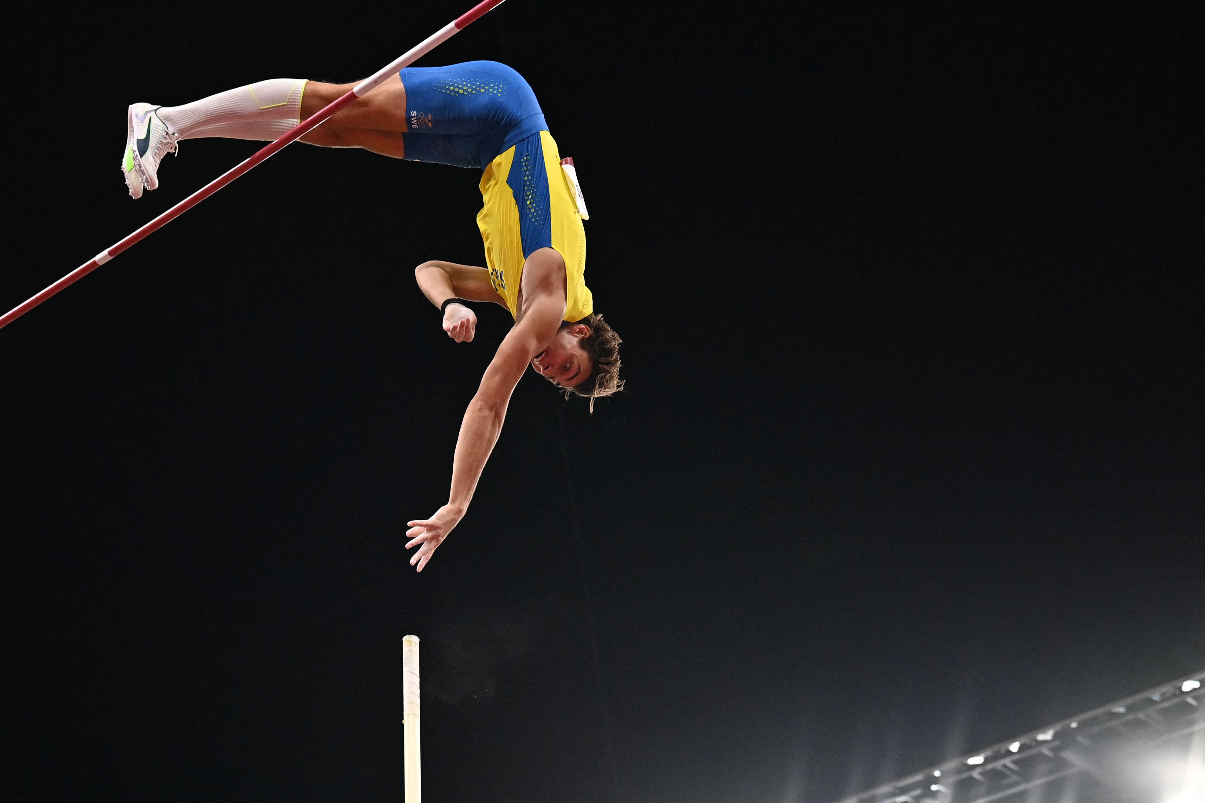 Athletics: 'I don't know my limits' - Duplantis aiming high after Olympic gold