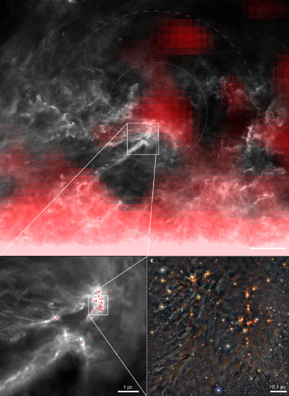 Ophiuchus Star-Forming Complex Hosts Analogues of Early Solar System, Astronomers Say | Astronomy