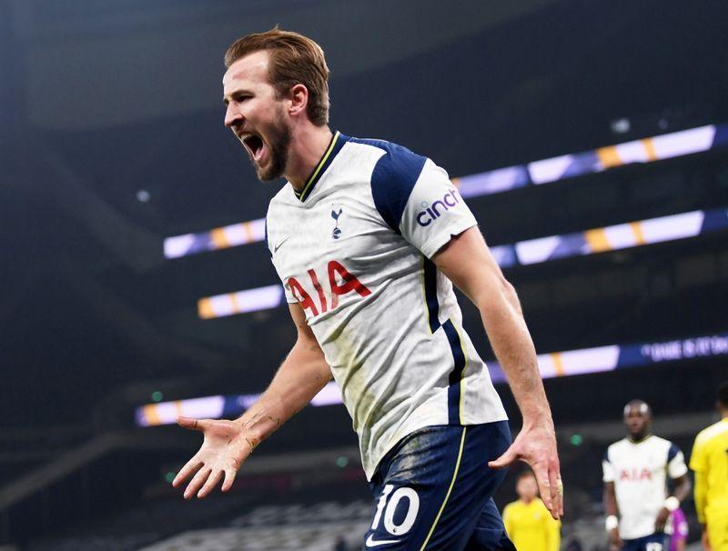 Soccer-Kane to miss Tottenham's Europa Conference League match amid transfer saga