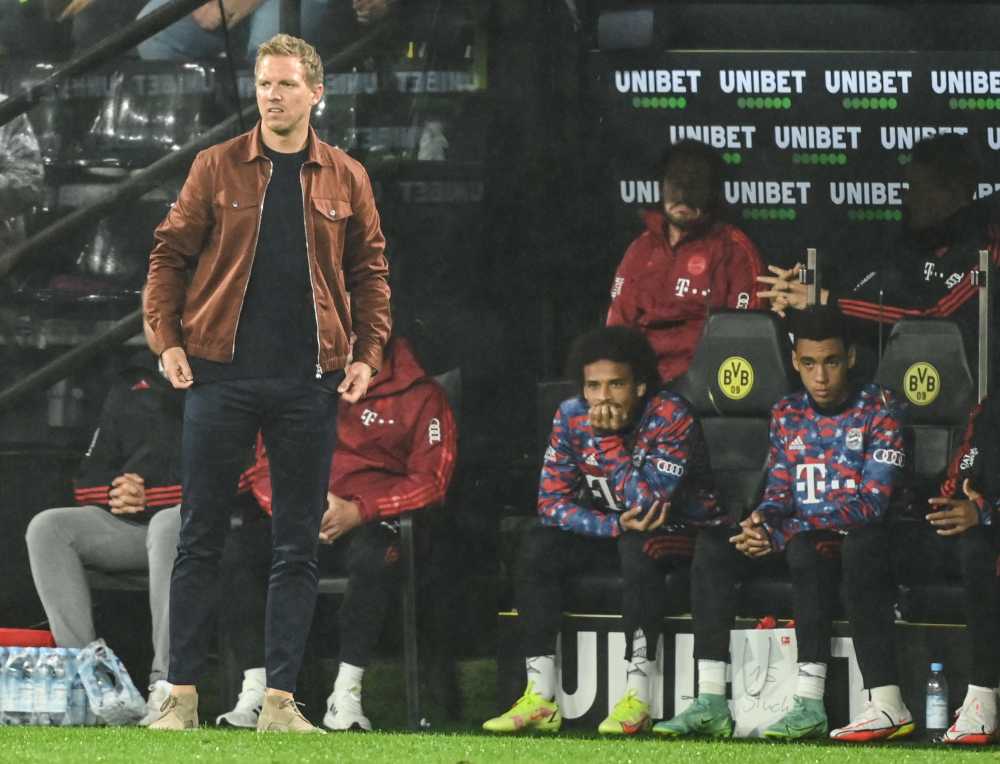 'Title hamster' Nagelsmann wants more trophies at Bayern Munich