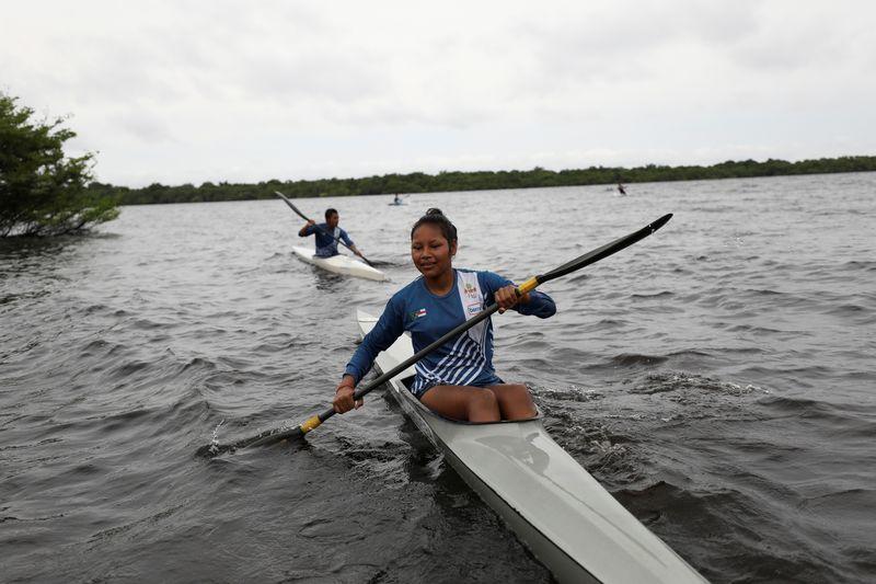 Canoeing-Brazilian indigenous canoers eyeing Olympic glory