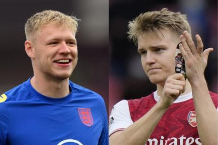 Arsenal close in on Odegaard and Ramsdale