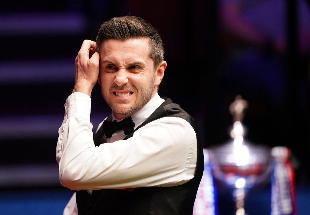 Mark Selby is rested, in front of home fans and with heartbreak behind him at British Open