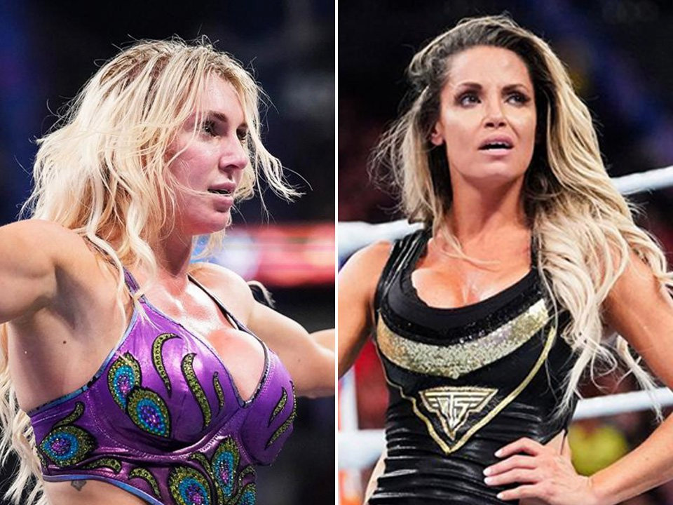WWE's Charlotte Flair felt immense pressure living up to legend Trish Stratus' expectations at SummerSlam