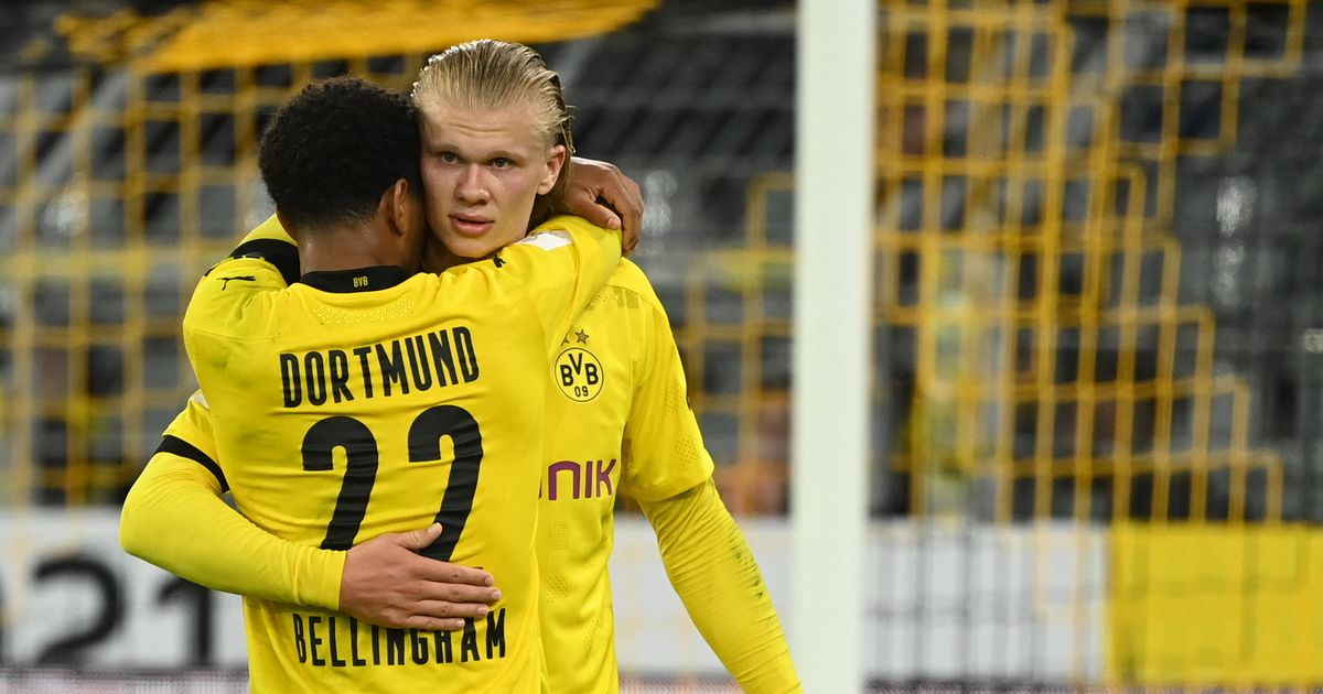 Liverpool £40m transfer target 'asks to leave' as ex-Dortmund player tips Erling Haaland move