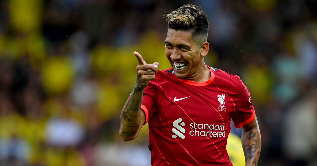 Roberto Firmino is playing for his Liverpool future this season, with a new contract in doubt