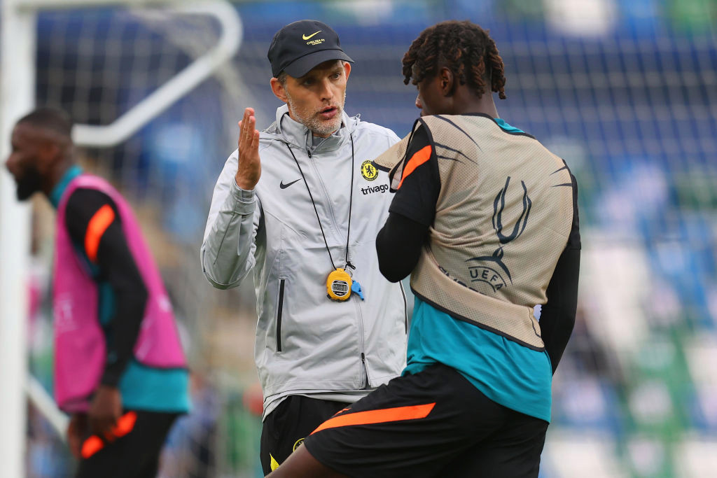 Thomas Tuchel tells Trevoh Chalobah he is staying at Chelsea this season and will be part of his first-team plans